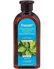 Tresan Dökülme Karşıtı Isırgan Otu Güçlendirici ve Canlandırıcı Bakım Şampuanı Yağlı Saçlar 300 ml 1 Paket (1 x 300 ml)
