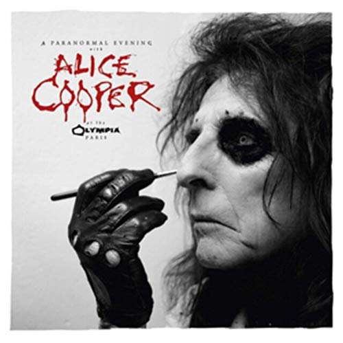 Alice Cooper - A Paranormal Evening at the Olympia Paris (Live) [2LP+DL] [Vinyl LP]
