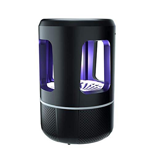 XXCC Lampe Anti-Moustique Inhalation Moustique Attraper La Lumière Enceinte Bébé USB Anti-Moustique Lumière LED Anti-Moustique Anti-Moustique Dispositif 12,5 * 20 CM/Ivoire