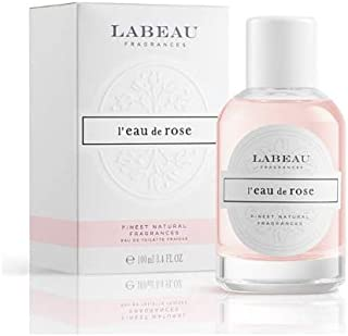 Labeau l´eau de rose, agua de toilette spray, 100 ml.