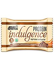 Applied Nutrition Protein Indulgence Milk Chocolate Caramel Crisp, 50 g