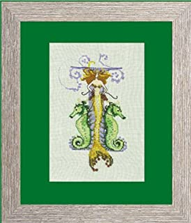 Letters From Mermaids-I Cross Stitch Chart