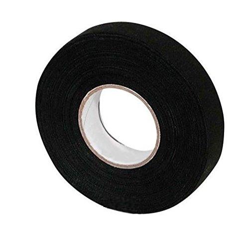 Tape für Eishockey schwarz, Schlägertape Hockey 24mm; 18 m