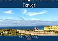 Portugal - Entlang der Kuesten des Suedens (Wandkalender 2022 DIN A3 quer): Impressionen entlang der Kueste von Peniche bis zur Algarve (Geburtstagskalender, 14 Seiten )