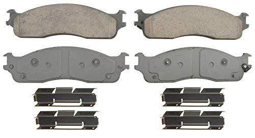 Wagner ThermoQuiet QC965 Ceramic Disc Brake Pad Set