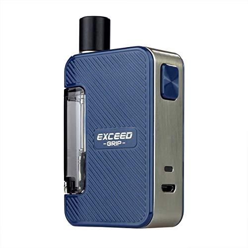 Joyetech Exceed Grip Kit 1000 mAh, Pod-System 3,5 ml / 4,5 ml, Riccardo e-Zigarette, blau