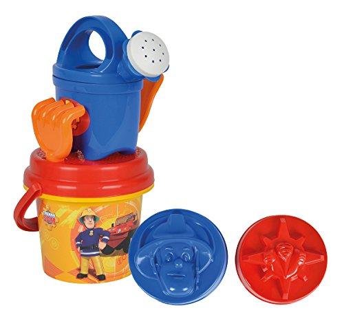 Simba - Sandspielzeug in Rot/Gelb/Blau