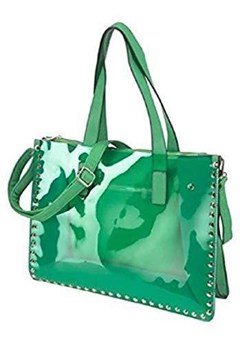 Unbekannt Tasche Shopper aus dem Hause Heine - Grün
