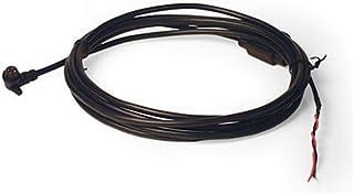 Garmin Moto Power Cable - Cable para GPS, negro