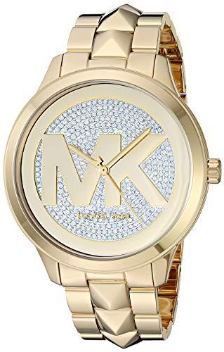 Lista de Reloj Mk Dorado al mejor precio. 1