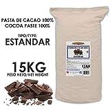 Cacao Venezuela Delta - Chocolate Negro Puro 100% · Tipo Estándar (Pasta, Masa, Licor De Cacao 100%) · 15kg
