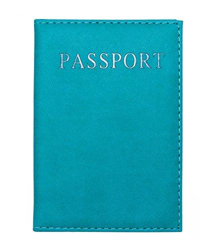 Cubierta de pasaporte