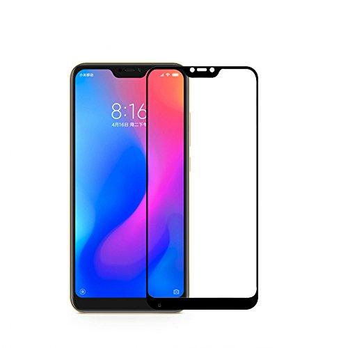 Pelicula de Vidro para Xiaomi Mi A2 Lite 5,84 (Preta)