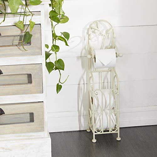 Top 10 best selling list for free standing shabby chic toilet paper holder