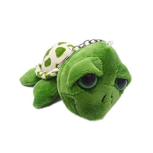 Plüsch-schildkröten-schildkröte Schlüsselanhänger Handtasche Schlüsselhalter-schlüsselanhänger Für Auto-Geldbeutel-Beutel-Charme-anhänger-Geschenk