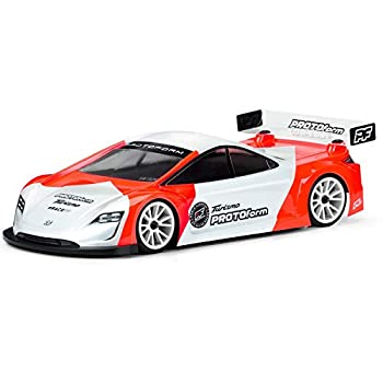 Protoform - Pro-line Racing Clear Body Turismo Light Weight  1/10 190mm Touring Cars PRM157025