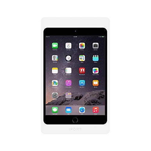 IPORT Luxe (LuxePort) Case iPad Mini Case - Compatible with iPad Mini 5th gen and iPad Mini 4 - White