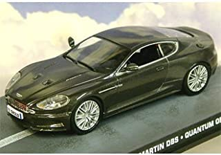 Aston Martin DBS Diecast Model Car from James Bond Quantum Of Solace by Ex Mag