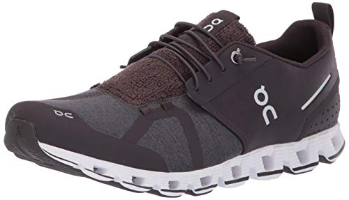 On Running Mens Cloud Terry Textile Pebble Trainers 11.5 US
