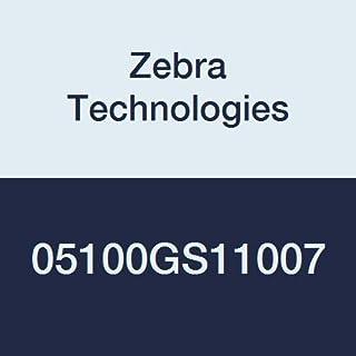 "Zebra Technologies 05100GS11007 5100 Resin Ribbon, 4.3"" W x 244' L, 0.5"" Core (Pack of 12)"
