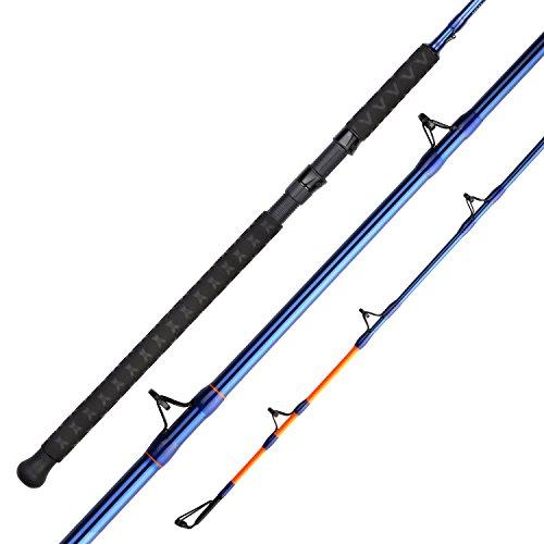 KastKing KastKat Catfish Rods, Spinning Rod 7ft 6in - MH - 1pcs
