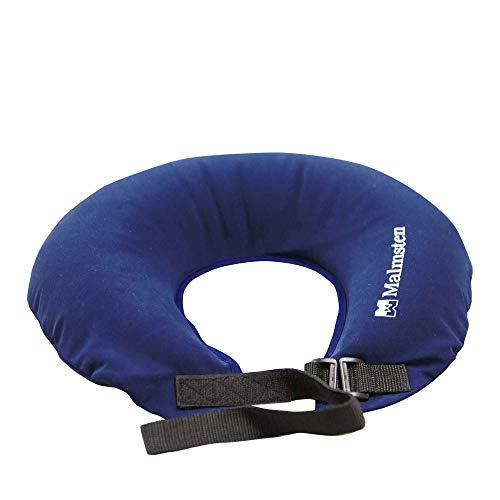 MALMSTEN Swim Neck Support Collare Gonfiabile per Nuoto Unisex-Adulto, Blu, Taglia Unica