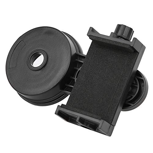 Cell Phone Adapter Mount, Monocular Smartphone Adapter Mount Quick Set-up Smartphone Mount for Microscope Scope Eyepiece Cell Phone Adapter Mount