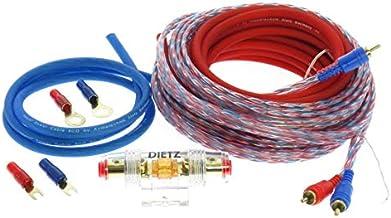Dietz 20110 Juego de cables de 10 mm/²