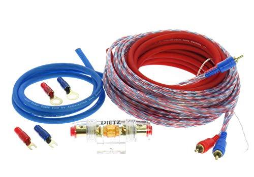 Dietz 20110 Kabelsatz auf Basis 10 mm²