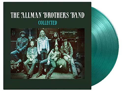 Allman Brothers Band Collected (Gatefold sleeve) [180 gm 2LP vinyl] [Vinilo]