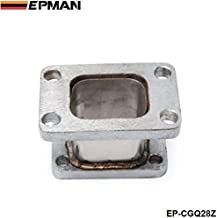 EPMAN T3 To T25 Stainless Flange Turbo Charger Manifold Exhaust Conversion Adapter