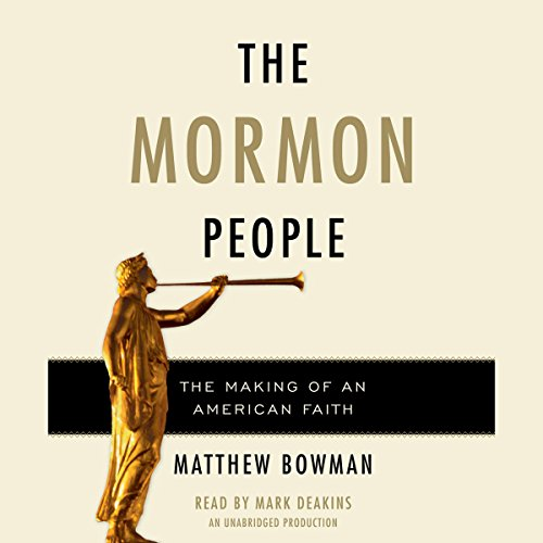 The Mormon People cover art