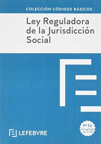Ley Reguladora de la Jurisdiccion Social 8ª EDC.: Código Básico (Códigos Básicos)