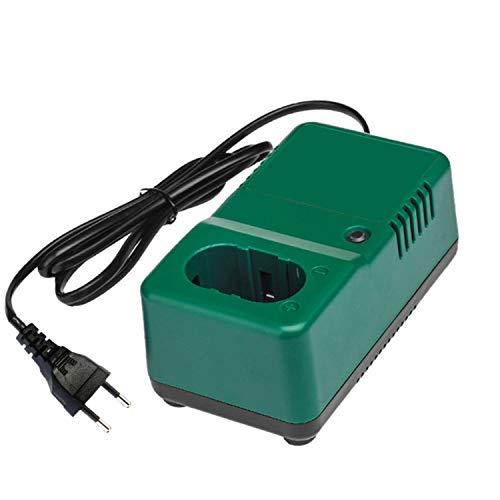 Gaetooely Cargador De BateríA De Repuesto para Hitachi Ni-CD/Ni-Mh 7.2V 9.6V 12V Taladro Inalambrico BateríAs Recargables 1.5A UE Enchufe