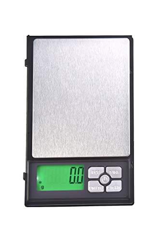 Quantum Abacus Báscula digital de precisión/balanza para correo/joyería, 2kg / 0,1gr, DBJB-2000g0.1