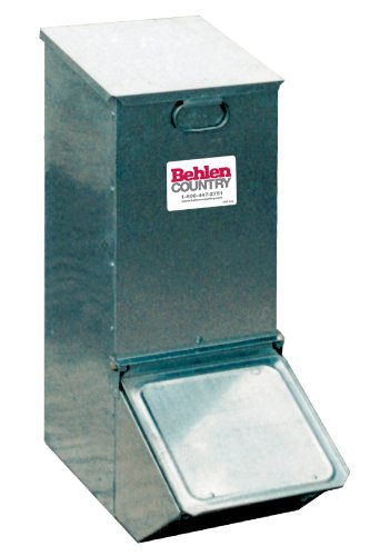 Behlen Country 70120058 Economy Hog Feeder, 1-Door