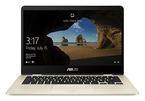 ASUS Zenbook Flip E1108T. Intel Core i5 8th gen 8GB RAM. 256 SSD. Windows 10. 14″.Dorada