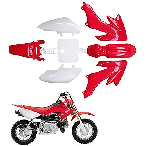 VDYXEW - Carenado de plástico para Honda CRF XR 50 CRF 125 cc SSR PRO Pit Dirt Bike…