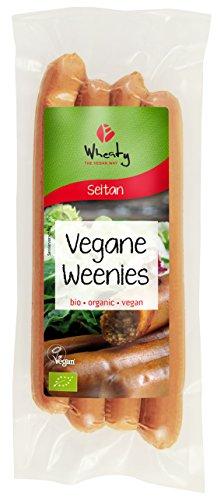 Wheaty Weenies, vegan, 200g