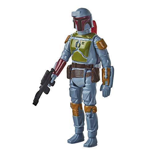 Star Wars Retro Collection Boba Fett Spielzeug 9,5 cm Maßstab Star Wars: The Empire Strikes Back Action-Figur, Spielzeug für Kinder ab 4 Jahren