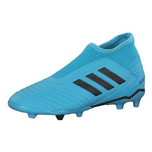 adidas Predator 19.3 Ll Fg J, Scarpe da Calcio Bambino, Multicolore (Ciabri/Negbás/Amasol 000), 29 EU