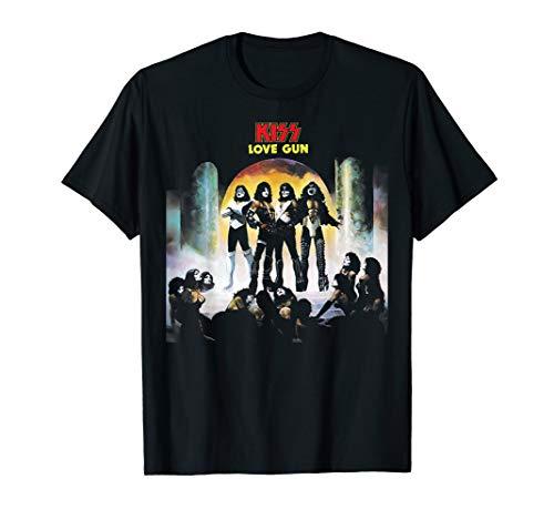 KISS - 1977 Love Gun T-Shirt