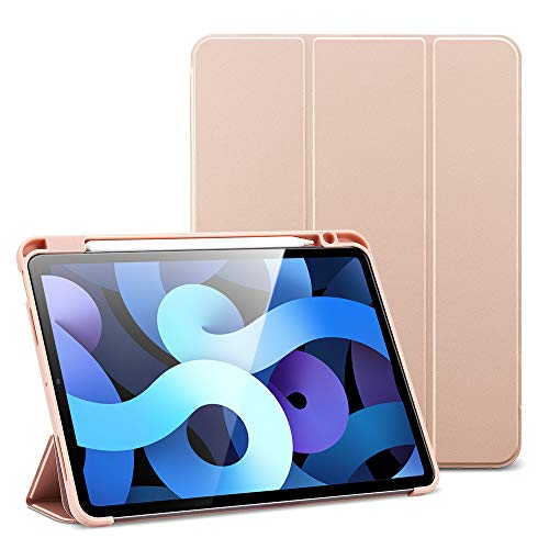ESR Funda Folio para iPad Air 4 (2020) 10,9 Pulgadas [Soporte Pencil]...