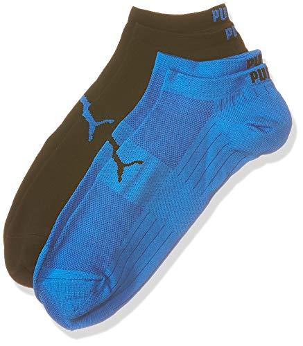 Puma Hombre Performance Train Light Sneaker 2p deporte Not Applicable, Negro (Blue/Black 021), 39/42 (Talla del fabricante: 039)