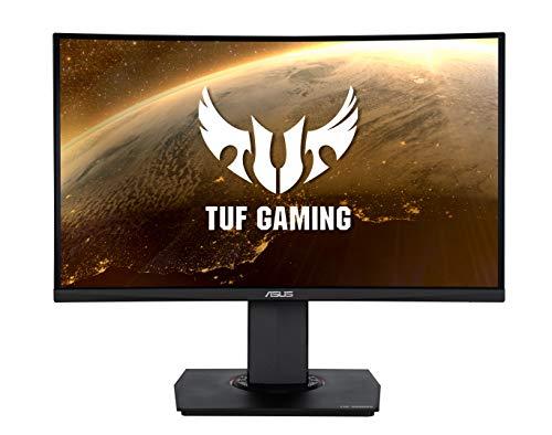 ASUS VG24VQR - Monitor de Gaming Curvo de 23.6