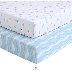 41fmeKQatrL._SS300_ Nautical Crib Bedding & Beach Crib Bedding Sets