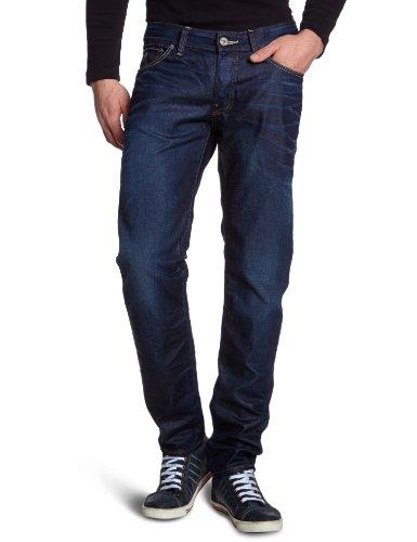 G-STAR Herren Jeans Normaler Bund 3301 low tapered - 50779.4639.89, Gr. 32/34, Blau (dk aged 89)
