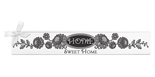 "Epic Products""Home Sweet Home"" Wood Block Sign, Regular, Multicolor"