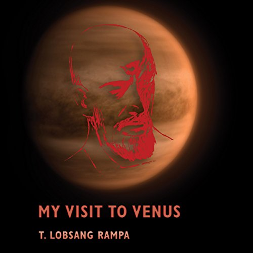 My Visit to Venus audiobook cover art