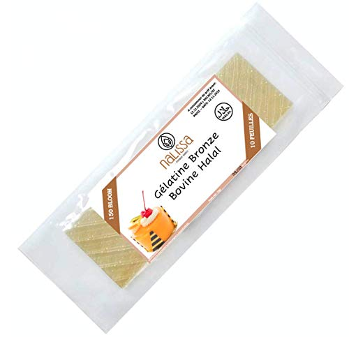 feuille de gelatine halal leclerc